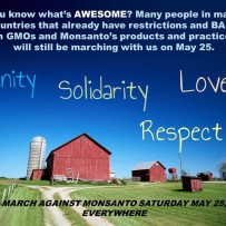 What's all this 'March Against Monsanto' Hub-bub about?